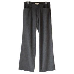 Michael Kors Dress Pants Size 6 Charcoal Gray